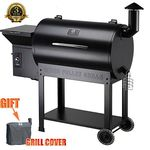 Camp Chef Smokepro Dlx Pg24s Pellet Grill With Sear Box Bundle Pellet Grill Grilling Camp Chef