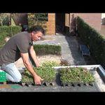 Andrewex Hochbeet 79 Cm X 150 Cm X 76 Cm Natur Kaufen Bei Obi Hochbeet Gartenabfall Teichfolien