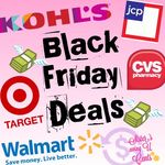 Sisterssavingucents Target Red Card Holders Early Access To Black