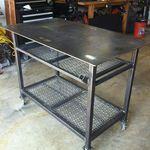 Welding Table Build Weldingtable In 2020 Welding And Fabrication Welding Helmet Designs Welding Helmet