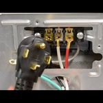 How To Install A Electric Dryer Cord 3 Or 4 Prong Ground Wire Explained Electric Dryers Dryer Installation