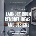 37 Clever Laundry Room Remodel Ideas And Designs Home Decor Brick Wallpaper Peel And Stick Brick Wallpaper Brick Texture