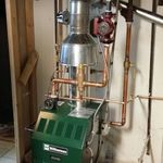 After Lennox Sl280 Variable Speed 2 Stage Furnace High Efficiency Ac Coil W Txv Thermal Expansion Valv Water Heater Repair Hvac Repair Furnace Installation