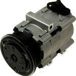A//C Compressor /& Component Kit-Compressor Replacement Kit Front UAC KT 1457