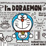 i m doraemon アイム ドラえもん サンリオ ドラえもん キティ ドラえもん イラスト