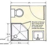 Bathroom Plans On Graph Paper Bathroom Plans Small Bathroom