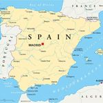Bildergebnis Fur Karte Spanien Ibiza Spanien Spanien Landkarte