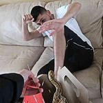 Faze Rug Insane Foam Pit In Room Scare Prank Completely Full Lance Stewart Youtube Pranks