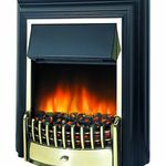 Electric Fires Detroit Freestanding Electric Fire From Dimplex