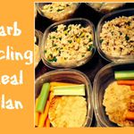 Keepin It Real One Day At A Time I Choose To Lose Part 2 Carb Cycling Eating Schedule Healthy Diet Tips