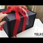 أجمل بوكس هداية للفلانتاين 2020 هدية مميزه مجموعة بوكس هدايا جديده افضل هدايا لفتاة او لشب Youtube Cake Birthday Desserts