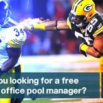 Five Reasons Why Office Football Pools Are Better Than Fantasy Football Office Pool Office Football Football Pool