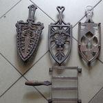Piekna Stara Podstawka Pod Zelazko Secesja 7301636297 Oficjalne Archiwum Allegro Trivets Art Nouveau Iron