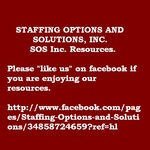 Stock options solutions sos