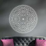 Precise Beautiful Mandala Tapestry Wall Hanging Beach Towel,home Decor Tapestries Living Room Bedroom Couch Blanket Home & Garden Carpets & Rugs