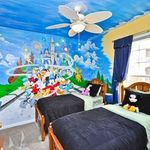 Fascinating And Stunning Designs For Children S Bedroom Pouted Com Mickey Mouse Bedroom Bedroom Design Bedroom Decor Design
