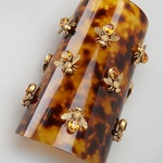 "Details about  //""Melanin Poppin/"" Engraved Bar Chain Bracelet"