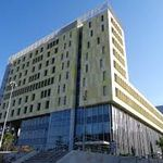 Main Entrance Of University Of Pecs Medical School Croatia Main Entrance Croatia Entrance