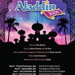 Disney S Aladdin Jr Customizable Poster Layered Artwork