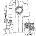 Coloring Page 1495 Pin