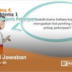 Kunci Jawaban Tematik Kelas 6 Tema 1 Hal 142