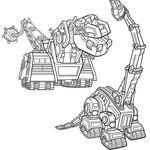Malvorlagen Dinotrux Lana And Mega Trux 9
