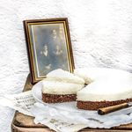 Bijoux, Montres Perle Bague Or 750 Perle Chocolat Et Quartz Fumé To Clear Out Annoyance And Quench Thirst