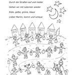 Labyrinth Spiel Fur Kinder Sankt Martin Ratselspiele Fur Kinder Sankt Martin Kindergarten St Martin Ausmalbild
