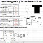 Two Way Slab Design Spreadsheets To Eurocode 2 Steel Structure Steel Buildings Design