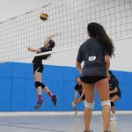 Pin By Libero Virginia On Volleyball Gymnastics Floor Volleyball Clubs Volleyball