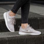 Buty Nike WMNS Air Huarache Run całe białe damskie skórzane All White 634835012 ▷ Sklep Sizeer