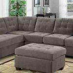 Charles Schneider Memory Foam Sofa