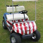 Golf Cart Conversion Yamaha G22 Electric To 7hp Gasoline Golf Carts Golf Cart Motor Yamaha Golf Carts