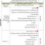مذكرات السنة الخامسة 5 ابتدائي في اللغة العربية المقطع الثامن الاسبوع الاول رحلة الى عين الصفراء Ill