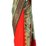 Women's Clothing Clothing, Shoes & Accessories Forceful Unstitched Embroidery Salwar Kameez Suit Designer Chanderi Shalwar Dress Jm