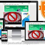 Jasa Landing Page Blogspot Murah Di 2021 Desain Web Blog Website