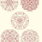 Hungarian Redwork Embroidery Design Transfer Embroidery Designs Redwork Redwork Embroidery Designs