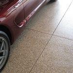 Car Guy Garage Epoxy Floor Coating Epoxy Floor Coating Floor Coating Epoxy Floor
