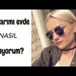 Sari Saclar Icin Evde Cila Nasil Yapilir Sea Color 8 3 Youtube