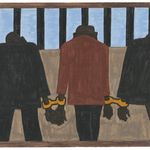 Racial Injustice Art 11 x 14 Healing Painting Watercolor Unite Painting The Time is Now by Jess Buhman United States Painting