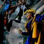 New Lr Babidi And Dabura Majin Buu Saga Ki 3 Hp Atk Def 130 Anime Dbz Desenhos Dragonball