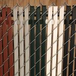 Pexco Pds Winged Privacy Slats For Chain Link Fence Chain Link Fence Privacy Chain Link Fence Fence Slats
