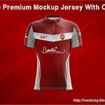 Download Mockup Jersey Sepak Bola Berkerah Polo Cdr Coreldraw Sepak Bola Polo Mockup