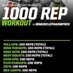Laron Landry On Twitter Musclepharm Workouts Muscle Pharm Workout