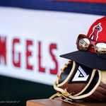 angels baseball father's day