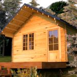 Chalets Bokit La Taniere Outdoor Structures Shed Outdoor