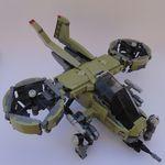 Always Buy Good Open Box Sealed Contents Genteel Zoids Command Wolf #042 Action Figure Model Kit