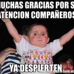 Muchas Gracias Por Su Atencion Memes De Buenos Dias Memes De Gracias Sé Bueno