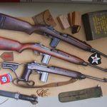 échelle 1//6 Guerre mondiale deux marines du Pacifique-M1 Carbine #3 Gi Joe Action Figures