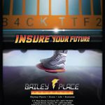 Bailey Place Insurance Logo George B Bailey Agency And Place